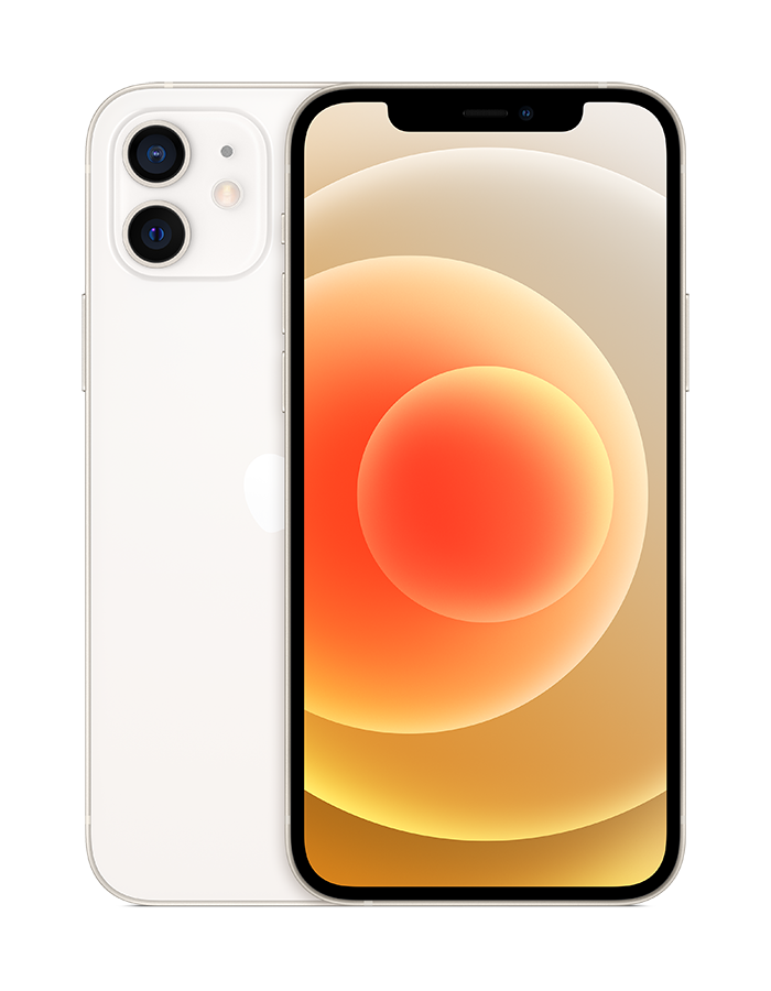 iPhone 12 in White