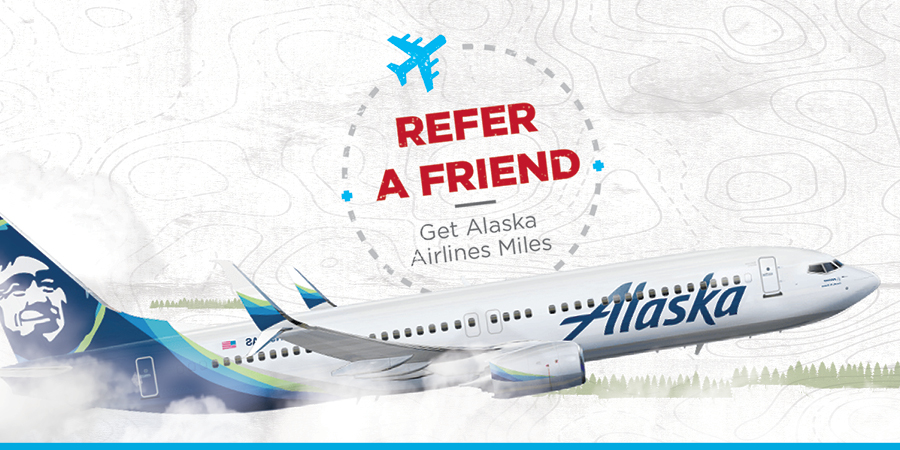 Refer a friend header